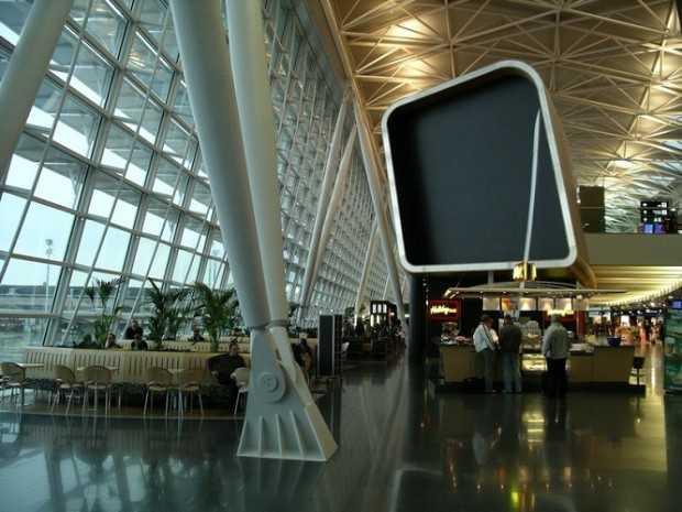 Цюрих, аэропорт