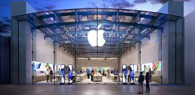Салон продаж Apple